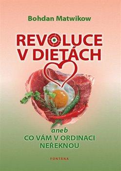 Obálka titulu Revoluce v dietách