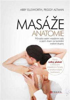 Obálka titulu Masáže - anatomie
