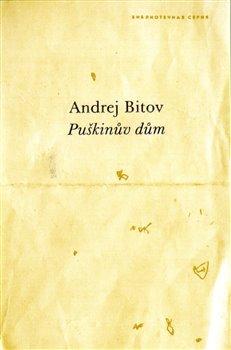 Obálka titulu Puškinův dům