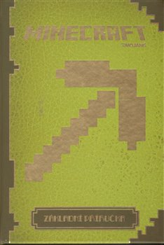 Obálka titulu Minecraft Základní příručka