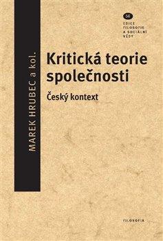 Obálka titulu Kritická teorie společnosti