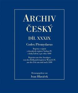 Obálka titulu Codex Přemyslaeus