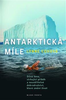 Obálka titulu Antarktická míle