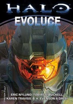Obálka titulu Evoluce