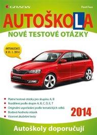 Autoškola 2014 - Nové testové otázky