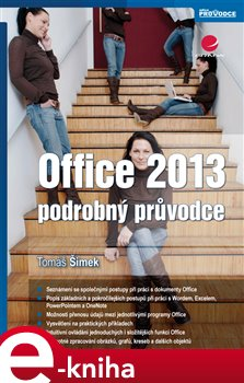 Obálka titulu Office 2013