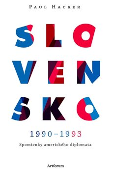 Obálka titulu Slovensko 1990 – 1993