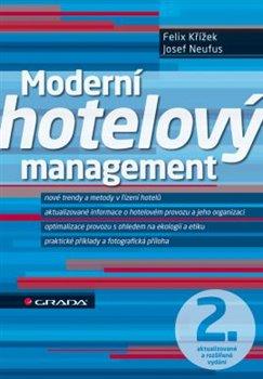 Obálka titulu Moderní hotelový management