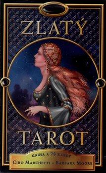 Obálka titulu Zlatý tarot
