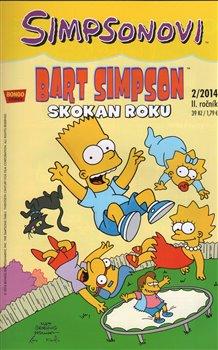 Obálka titulu Bart Simpson 2/2014: Skokan roku