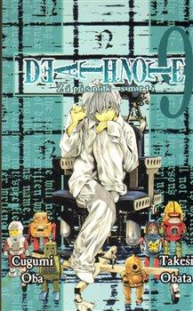 Obálka titulu Death Note 9 - Zápisník smrti