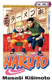 Obálka titulu Naruto 16: Poslední boj