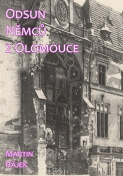 Obálka titulu Odsun Němců z Olomouce