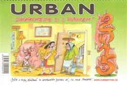 Obálka titulu Kalendář Urban 2015 - Zachrochtejme si s Pivrncem