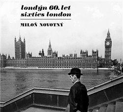 Obálka titulu Londýn 60. let / Sixties London