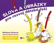 Slova a obrázky pro rozvoj dětské řeči