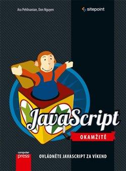 Obálka titulu JavaScript Okamžitě