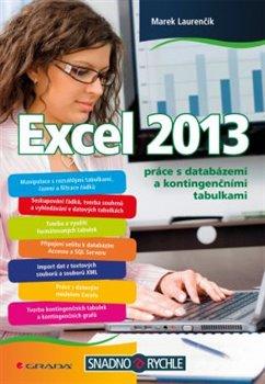 Obálka titulu Excel 2013