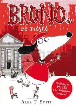Obálka titulu Bruno ve městě