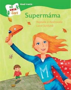 Obálka titulu Supermáma