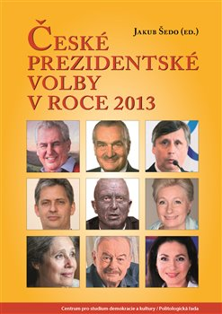 Obálka titulu České prezidentské volby v roce 2013