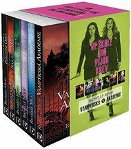 Vampýrská akademie - komplet (film.krabice)