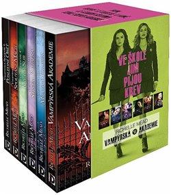 Obálka titulu Vampýrská akademie - komplet (film.krabice)