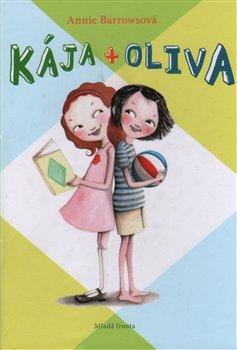 Obálka titulu Kája + Oliva