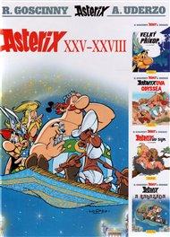 Asterix XXV – XXVIII