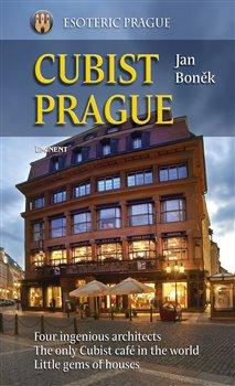 Obálka titulu Cubist Prague