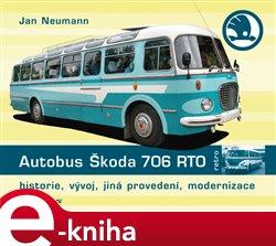 Obálka titulu Autobus Škoda 706 RTO