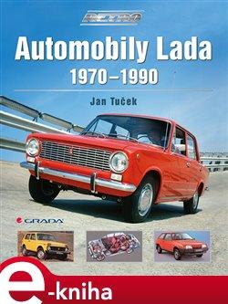 Obálka titulu Automobily Lada 1970-1990