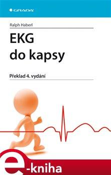 Obálka titulu EKG do kapsy
