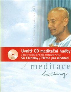 Obálka titulu Meditace + CD Flétna pro meditaci