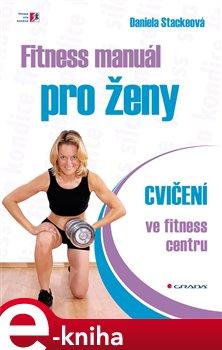 Obálka titulu Fitness manuál pro ženy