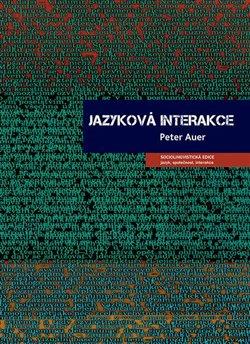 Obálka titulu Jazyková interakce