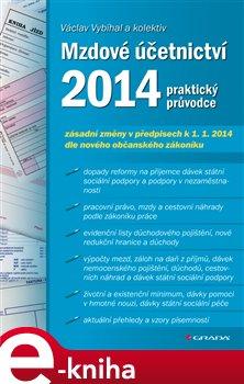 Obálka titulu Mzdové účetnictví 2014