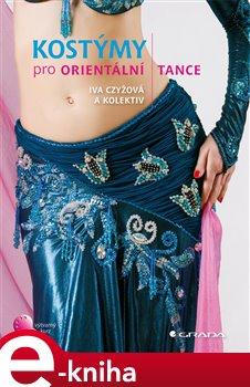 Obálka titulu Kostýmy pro orientální tance