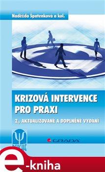 Obálka titulu Krizová intervence pro praxi