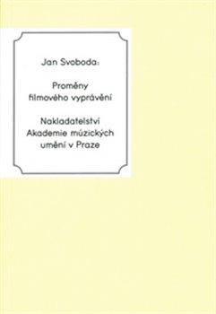 Obálka titulu Proměny filmového vyprávění
