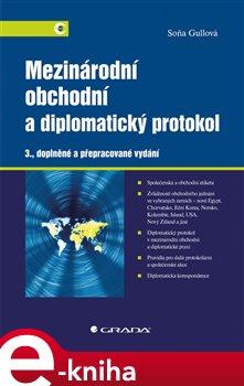 Obálka titulu Mezinárodní obchodní a diplomatický protokol