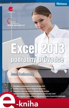 Excel 2013. podrobný průvodce - Josef Pecinovský e-kniha
