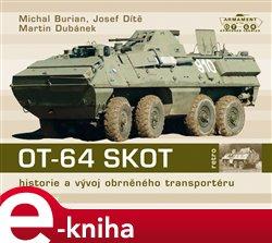 Obálka titulu OT-64 SKOT