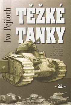 Obálka titulu Těžké tanky