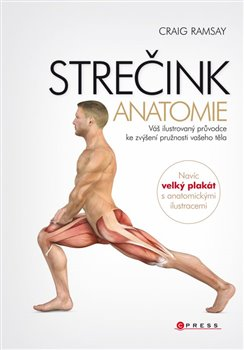 Obálka titulu Strečink - anatomie