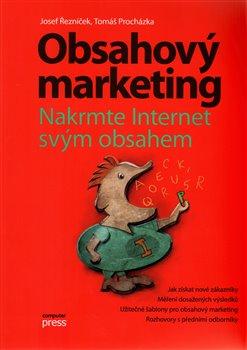 Obálka titulu Obsahový marketing