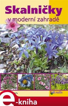 Obálka titulu Skalničky v moderní zahradě