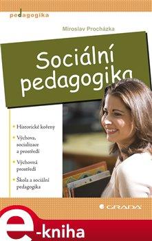 Obálka titulu Sociální pedagogika
