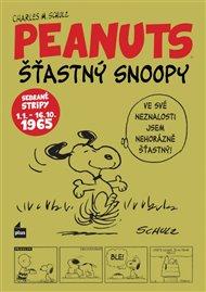 Šťastný Snoopy. Sebrané stripy Peanuts I