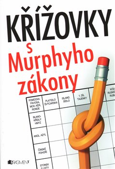 Obálka titulu Křížovky s Murphyho zákony